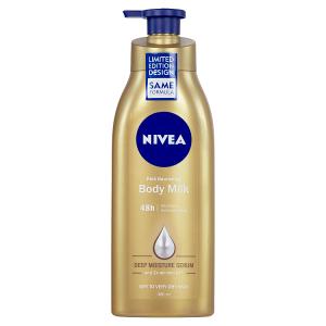 Nivea Body Milk Výživné tělové mléko 400ml