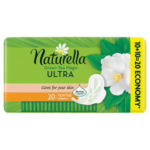 Naturella Green Tea Magic Normal Intimky 20x