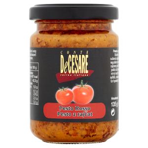 Conte DeCesare Pesto z rajčat 135g