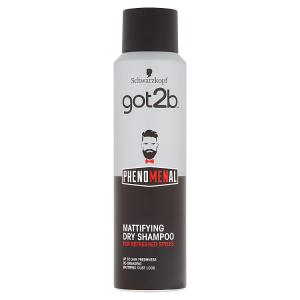got2b Phenomenal zmatňující suchý šampon 150ml