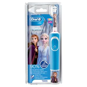 Oral-B Kids Elektrický Zubní Kartáček Ledové Království 2 S Technologií Od Brauna