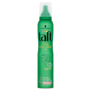 Taft True Volume pěnové tužidlo Ultra Strong 4 200ml