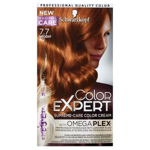 Schwarzkopf Color Expert barva na vlasy Měděný 7.7