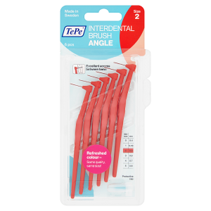 TePe Angle 2 mezizubní kartáček 6 ks