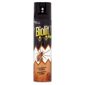 Biolit Plus Ochrana proti pavoukům 400ml