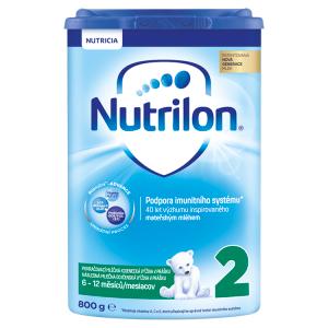 Nutrilon 2 pokračovací kojenecké mléko 6-12 m 800g