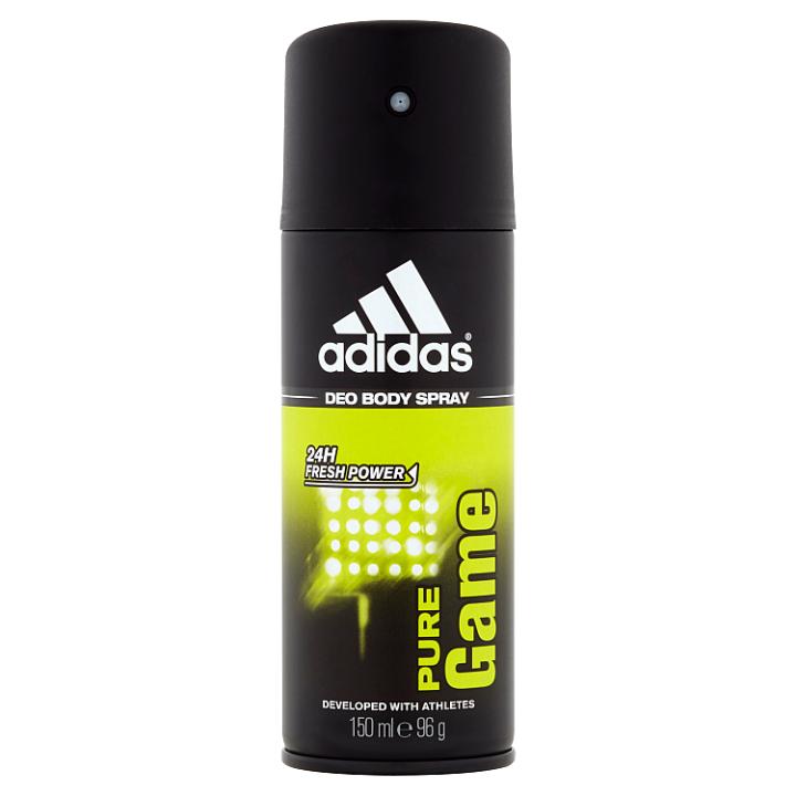 Adidas Pure Game tělový deodorant 150ml