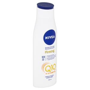 Nivea Q10 + Vitamin C Zpevňující tělové mléko 250ml
