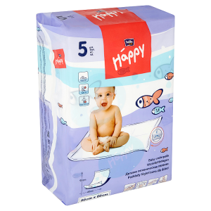 Happy Dětské podložky 90 x 60 cm á 5 ks
