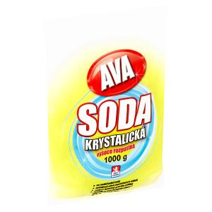 AVA Soda krystalická 1000g
