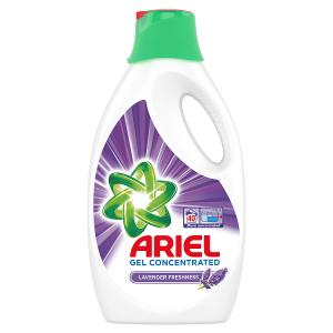 Ariel Lavender Tekutý Prací Prostředek 2,2l, 40Praní