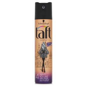 Taft lak na vlasy Wavy Volume Ultra Strong 250ml