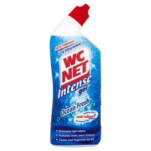 WC Net Intense gel ocean fresh 750ml