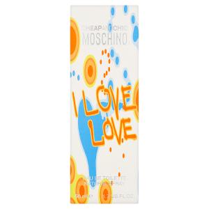 Moschino I Love Love Eau de Toilette 50ml