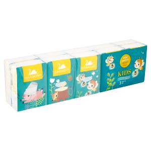 Harmony Kids Papírové kapesníky 3 vrstvy 10 x 10 ks