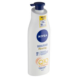 Nivea Q10 + Vitamin C Zpevňující tělové mléko 400ml