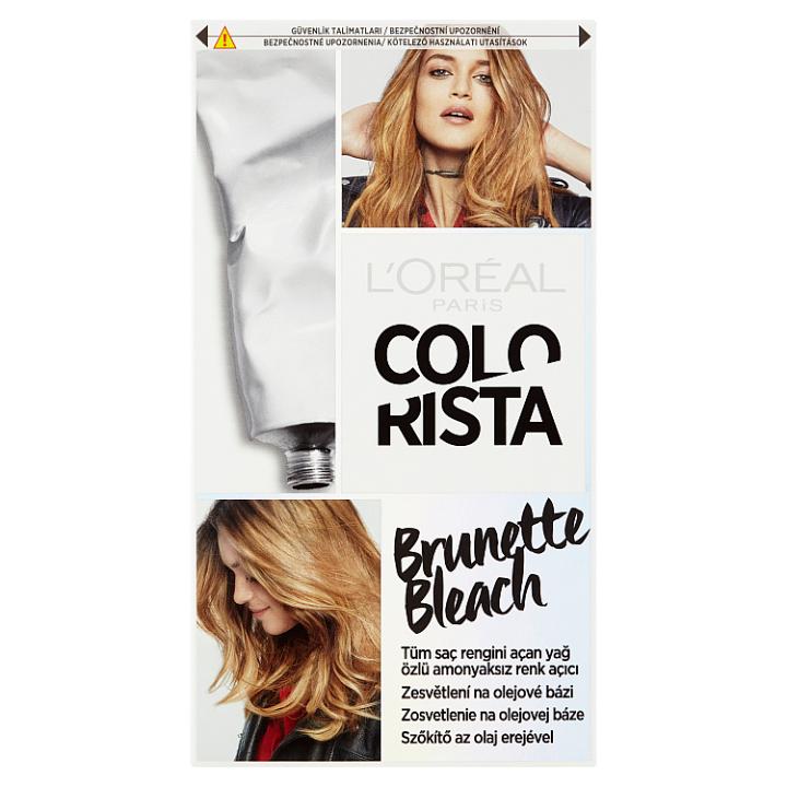 L'oréal Paris Colorista Brunette Bleach zesvětlení na olejové bázi