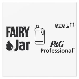 Jar Professional Tekutý Prostředek Na Ruční Mytí Nádobí 5 l