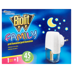 Biolit Family elektrický odpařovač tekutý 27ml