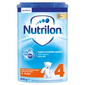 Nutrilon 4 batolecí mléko 24-36 m 800g