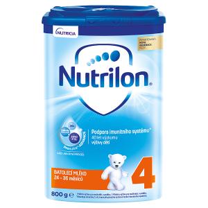 Nutrilon 4 batolecí mléko 24 - 36 měsíců 800g