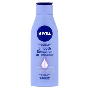 Nivea Smooth Sensation Krémové tělové mléko 250ml