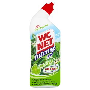 WC Net Intense gel lime fresh 750ml