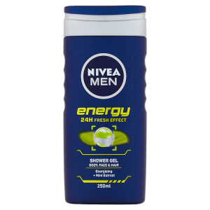 Nivea Men Energy Sprchový gel 250ml