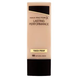 Max Factor Lasting Performance Dlouhotrvající make-up 106 natural beige 35ml