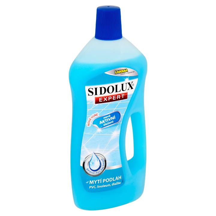 Sidolux Expert na mytí podlah PVC, linoleum, dlažba 750ml