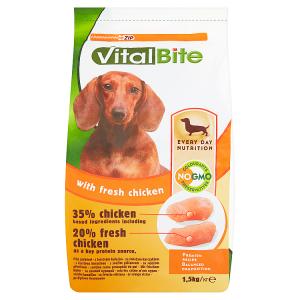 VitalBite S čerstvým kuřecím 1,5kg