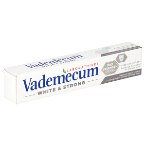 Vademecum zubní pasta White & Strong 75ml