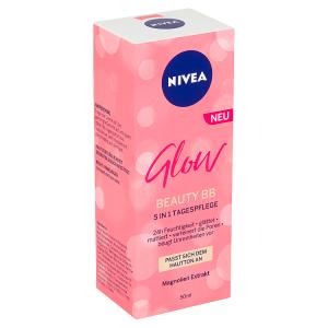 Nivea Glow Zkrášlující denní BB krém 5v1 50ml