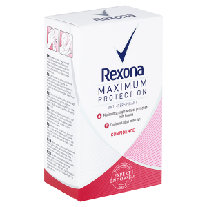 Rexona Maximum Protection Confidence antiperspirační krém 45ml