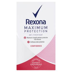 Rexona Maximum Protection Confidence antiperspirační krém 45ml