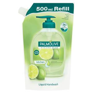 Palmolive Kitchen tekuté mýdlo na ruce s výtažkem z limetky náhradní náplň 500ml
