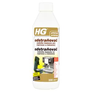 HG Odstraňovač vodního kamene pro espresso a kávovary 500ml