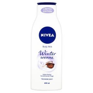 Nivea Winter Wonne Výživné tělové mléko 400ml