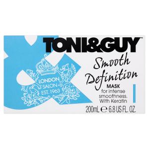 Toni&Guy Smooth Definition Uhlazující maska na vlasy 200ml