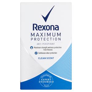 Rexona Maximum Protection Clean Scent antiperspirační krém 45ml