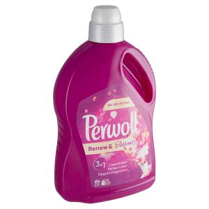 Perwoll Renew & Blossom prací prostředek 45 praní 2,7l