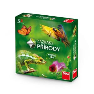 Dino, Zázraky přírody, rodinná hra