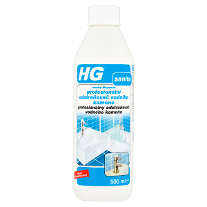 HG Profesionální odstraňovač vodního kamene 500ml
