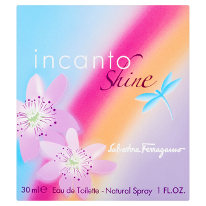 Salvatore Ferragamo Incanto Shine Eau de Toilette 30ml