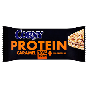 Corny Protein Cereální proteinová tyčinka s karamelovou náplní 35g