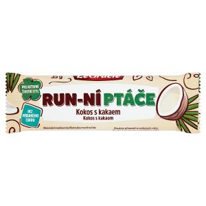 Tyčinka Run-ní ptáče kokos s kakaem 35 g