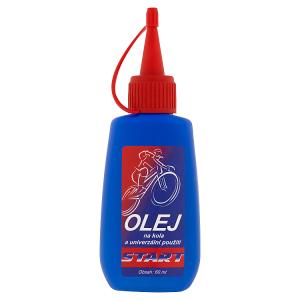 Start Olej na kola a univerzální použití 60ml