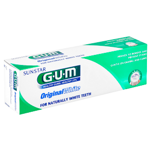 GUM Original White zubní pasta 75ml
