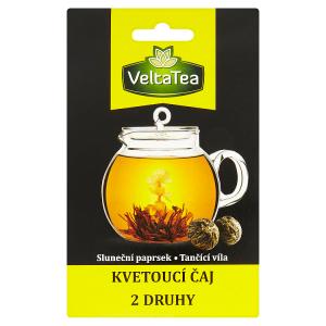 VeltaTea Kvetoucí čaj sluneční paprsek a tančící víla 2 x 6g