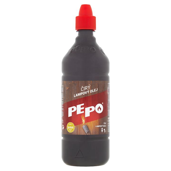 PE-PO Čirý lampový olej 1l
